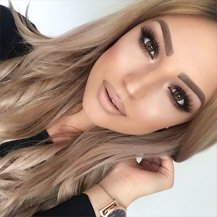 Makeup For Blondes With Brown Eyes Makeupview