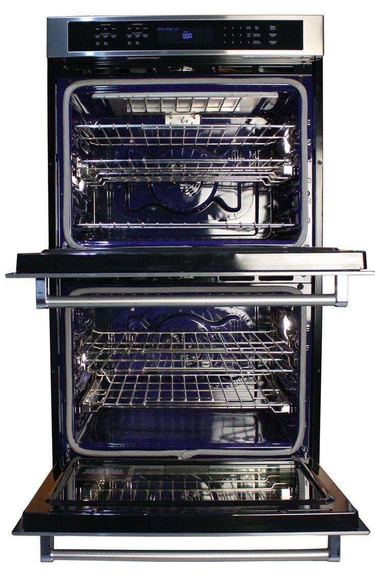 KitchenAid - KODE300ESS - Double Wall Ovens