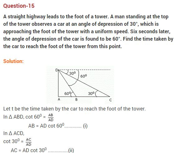 7 best ncert solution of maths class 10 images on pinterest ncert solutions for class 10 maths some applications fandeluxe Gallery