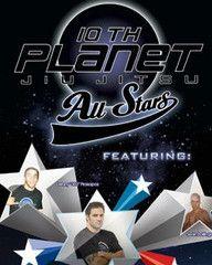 10th Planet Jiu-jitsu All Stars 2 DVD Set   Budovideos Inc
