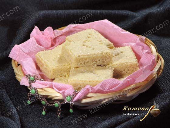 Песочное печенье с кардамоном – рецепт с фото, индийская кухня