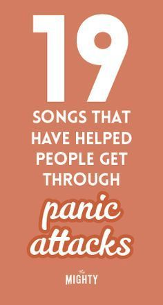 19 Songs That Have Helped People Get Through Panic Attacks