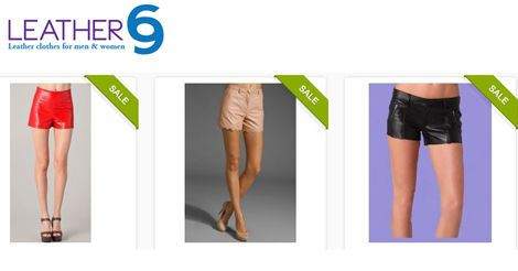 We've got your summer style covered. Check this out http://bit.ly/1zSFLcp  #leather #women #fashion