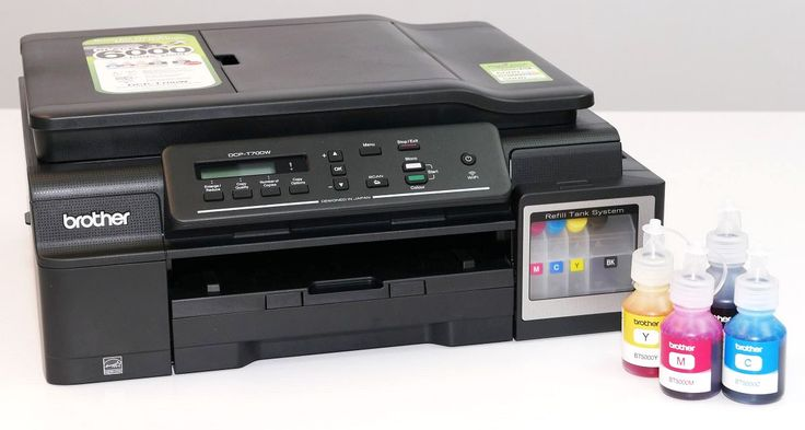Printer Brother DCP-T700W (ADF + WiFi) - http://connexindo.com/printer-brother-dcp-t700w-adf-wifi.html