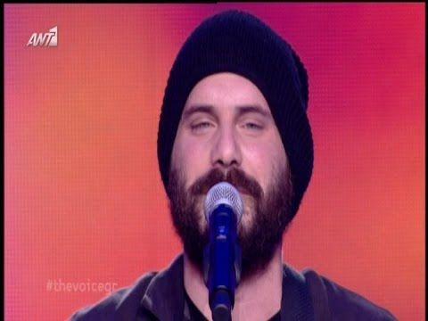 The Voice Of Greece 2 - Κωνσταντινος Αγγελοπουλος [Κι εμεινα εδω]..5/4/2015 - YouTube