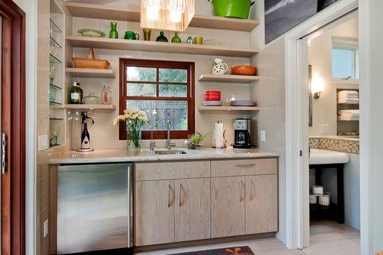 15 idee per arredare piccoli appartamenti : soluzioni e colori per creare e ottimizzare gli spazi nelle nostre case. Source: loveyourchaos.tumblr.com via C