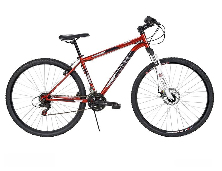 Huffy Men's Bantam Mountain Bike, Mirror Red, 29-Inch/Large *** Click image to review more details.