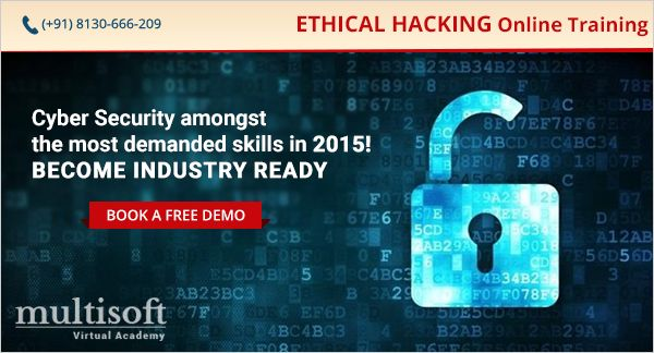 Gear for a career in Cyber Security with Ethical Hacking Online Training @ http://goo.gl/sOQ3LN