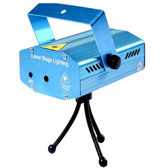 HOT EU US plug Mini Lazer Pointer Projectorn Light DJ Disco Laser Stage Lighting for Christmas Party Show Club Bar Pub Wedding