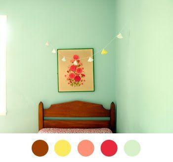 colors: Wall Colors, Colors Pallets, Kitchens Colors, Mint Wall, Interiors Colors, Colors Palettes, Colors Schemes, Small Bedrooms Colors, Mint Colors