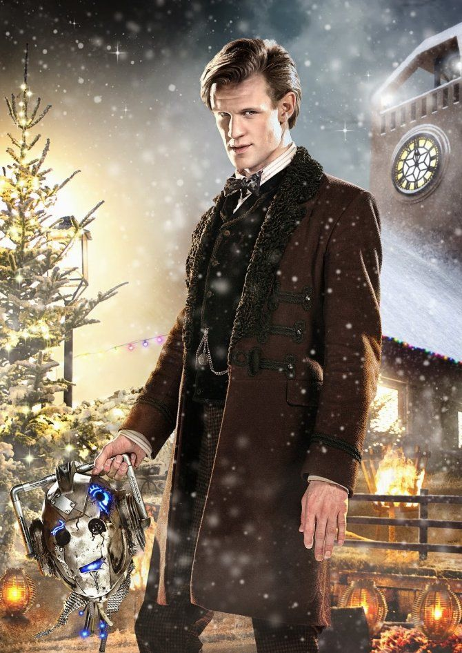 Dr Who Christmas Special 2019.Lots Of The Time Of The Doctor Promo Pics Den Of Geek