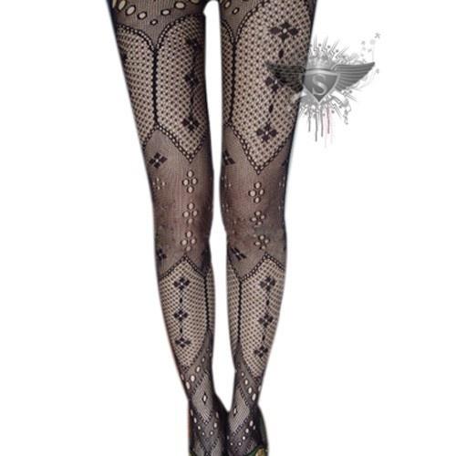 Black Leggings - Design
