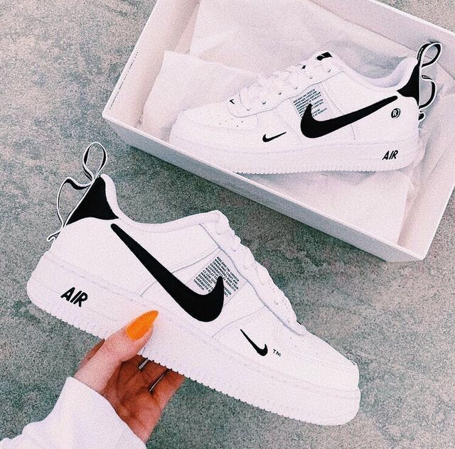 CrystallizedKicks | Nike luchtmacht, Tennisschoenen