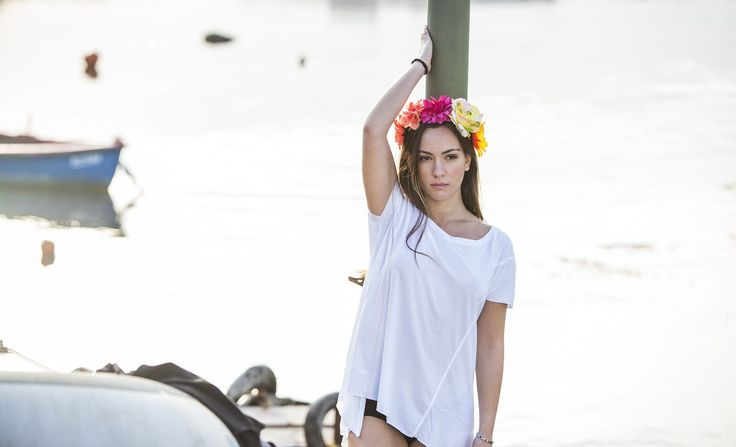 FlowerPower  Dominican Republic tee By NIZAL Follow us on instagram @nizalclothing