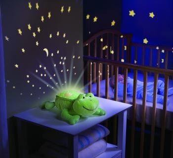 Baby Musical Cot Mobile Night Light Nursery Light Show Nightlight Frog New | eBay