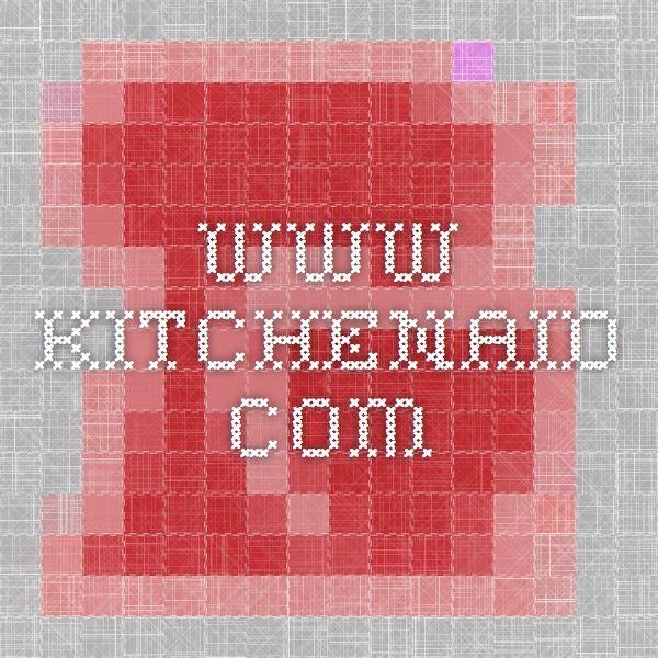 www.kitchenaid.com