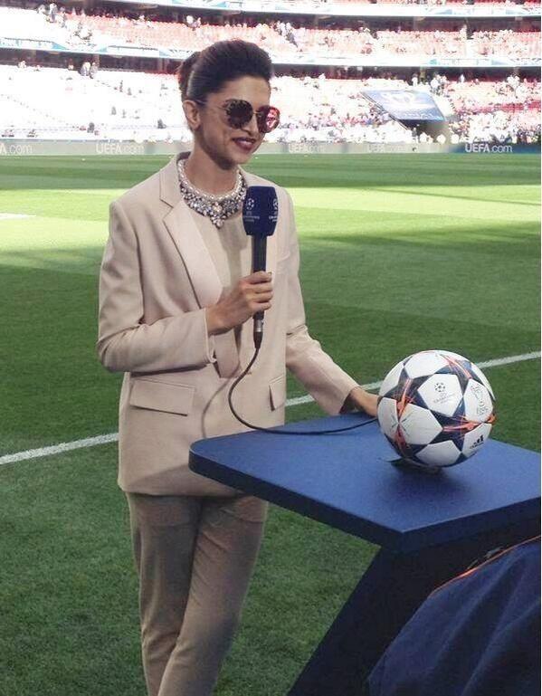Deepika Padukone invited to Champions League Final | PINKVILLA