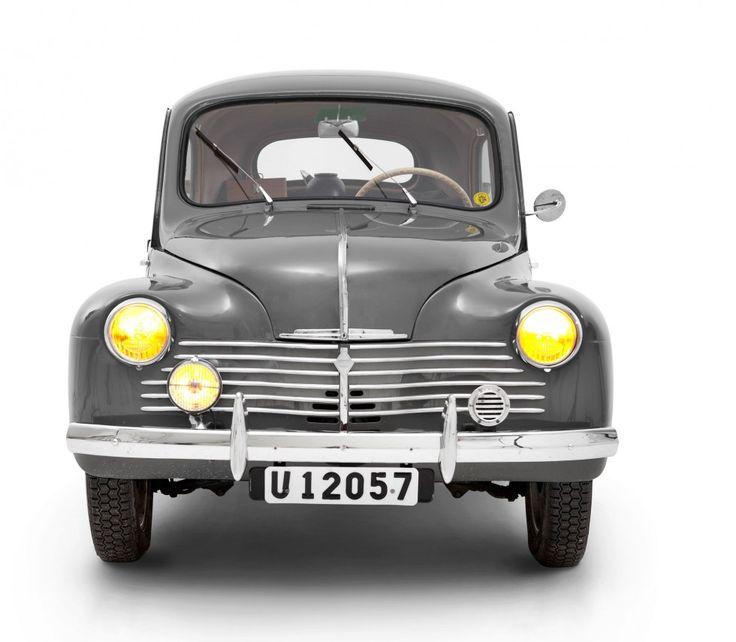 Renault 4CV 1946–1961 | Klassiker