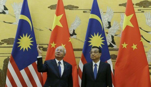 China, Malaysia pledge to narrow differences on South China Sea