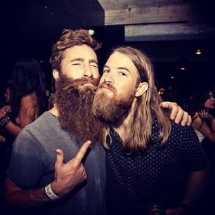 This is Mango. | 19 Reasons Why This Epic Beard Is Worth $1 Million