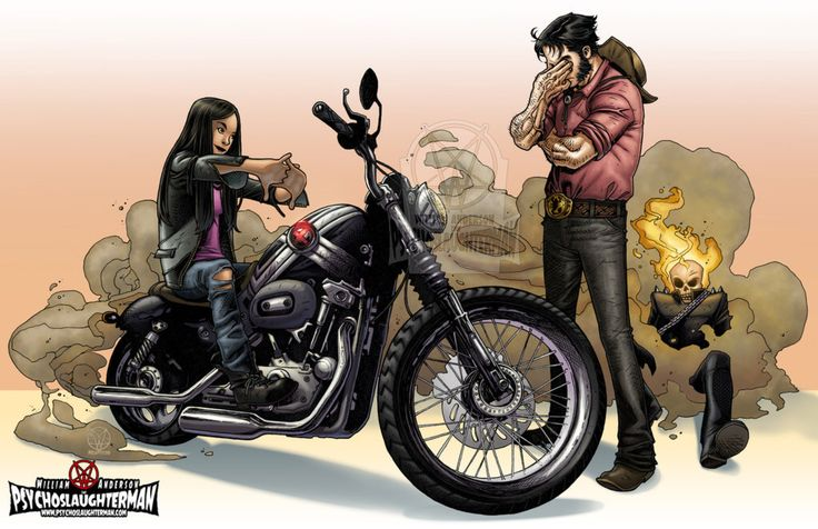 Motorcycle License by PsychoSlaughterman on @DeviantArt