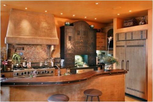 Key Interiors by Shinay: Southwestern Kitchen Ideas