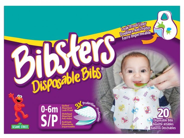 Neat Solutions - Bibsters® Disposable Bibs
