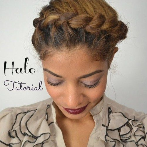 crown+twist+updo+for+natural+hair