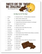 Super Bowl Predictions Game - Adult Super Bowl Games, Printable Super Bowl Games