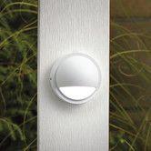 Kichler Landscape LED 1W Deck LED Landscape Light comes in Bronze
