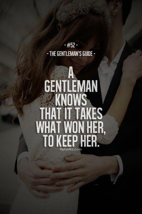 a gentleman quote