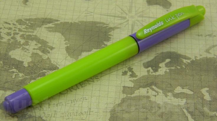 Reynolds Eyedropper Fountain Pen - Green and Purple - Fine Nib [REYNOLDS-GE-PU-0171] - $5.95 : Fountain Pens Australia - JustWrite Pen Co, Pen Refills, Parker Pens, Fisher Space Pens, Space Pen Refills