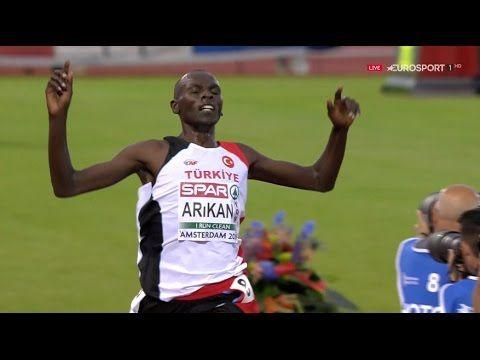 European Athletics Champs Amsterdam 2016 FINAL 10000 m MEN [FULL HD]