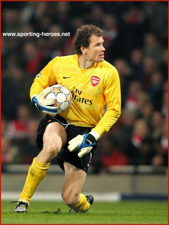 Jens Lehmann - Arsenal.