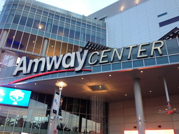 Amway Center is home of the #NBA's #OrlandoMagic. In 2011, it become the first NBA facility to receive #LEED Gold certification for New Construction.