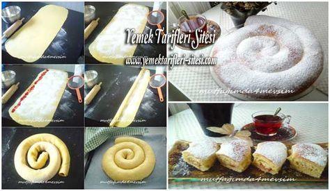 İspanyol Çöreği Tarifi | Yemek Tarifleri Sitesi - Oktay Usta - Harika ve Nefis Yemek Tarifleri
