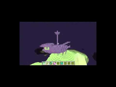 Minecraft Elytra Wings Seed, Minecraft End Ship Seed, Minecraft End City...