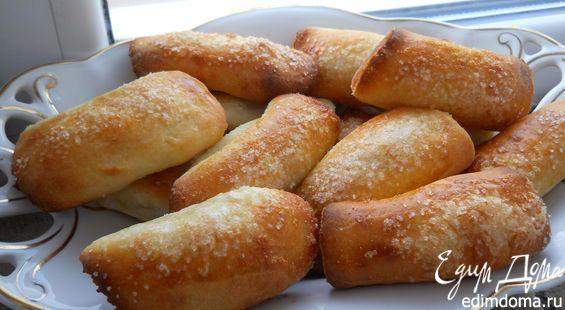 Творожное печенье с начинкой