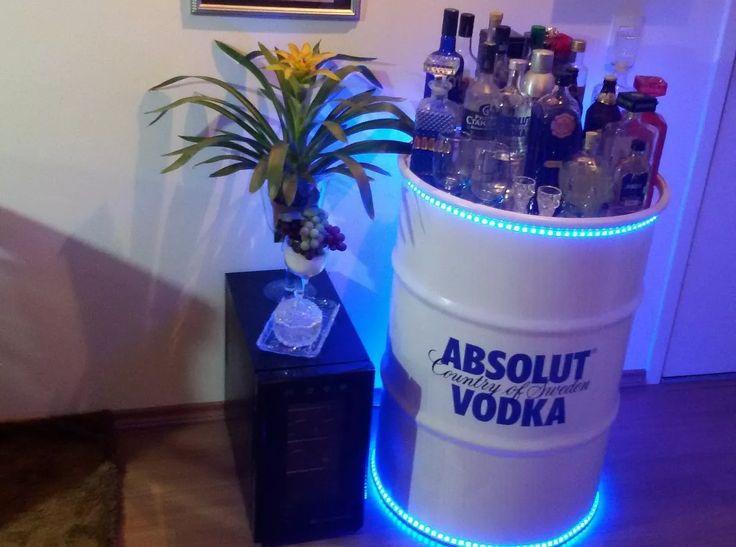 tambor personalizado-barril-tonel-tambores decorativo