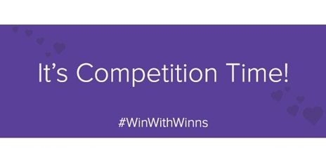 As a special 'Happy Valentine's Day' from Winn Solicitors, we're giving five lucky people the chance to win £40 worth of Love2shop vouchers each!  Click the pin for details on how to enter as well as full T&Cs