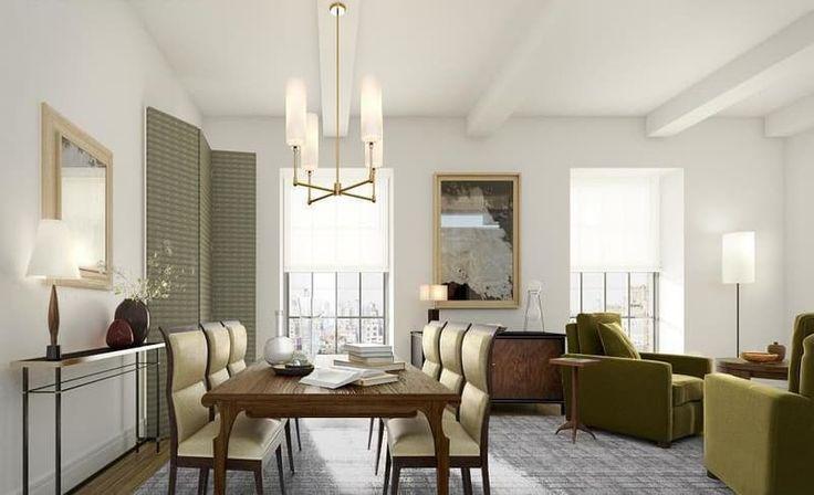 Seriálový masový vrah Dexter  - Michael C. Hall kúpil krásne bývanie v Greenwich Village s jasnou vidinou investičnej nehnuteľnosti. Nikdy tu nebýval, no svojmu nájomníkovi ponúka luxus za 15 000$ mesačne. K tomu patrí súkromná posilňovňa, záhrady a bazén.