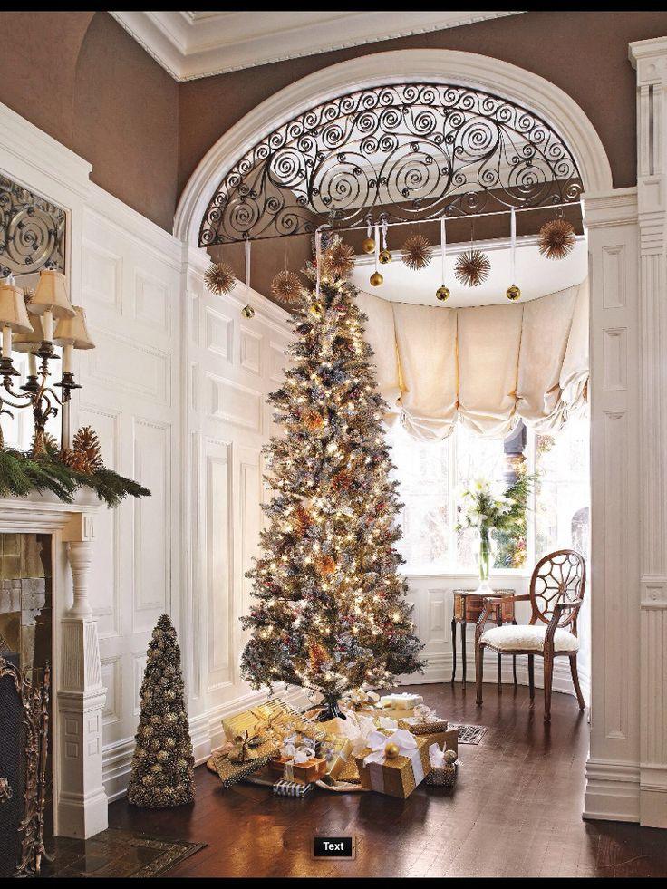 Courtesy Traditional Home Magazine Christmas Pinterest