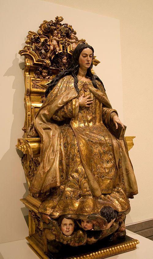 Virgen de la Merced - Wikipedia, la enciclopedia libre