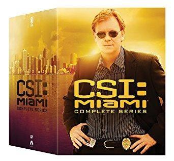 Khandi Alexander & David Caruso & Various-CSI: Miami: The Complete Series