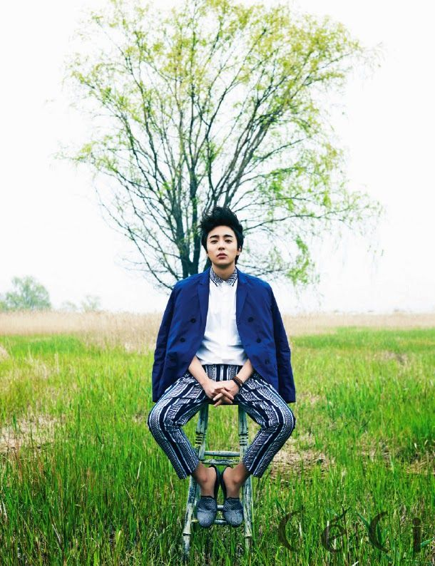 Roy Kim // CeCi Korea // June 2013