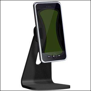 Clingo Universal Podium Phone And Media Desk Stand