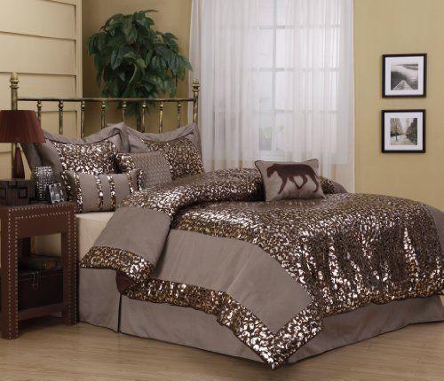 Nanshing Chelsie 7-Piece Foil Printed Comforter Set, Queen by Nanshing, http://www.amazon.com/dp/B006EHZDNW/ref=cm_sw_r_pi_dp_JWhfrb0YCJVJC