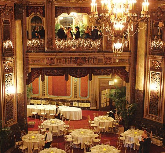 New York Wedding Guide The Reception A List Of Affordable Venues Magazine Published In