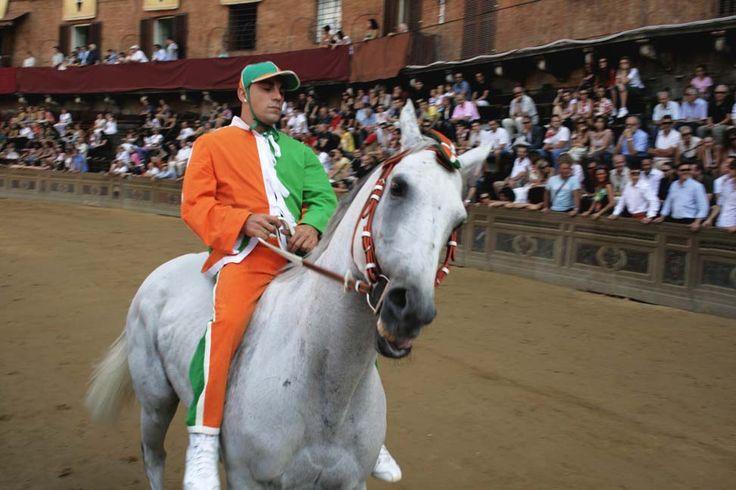 Palio, July, 2nd, 2010 #Palio #Siena #Italy