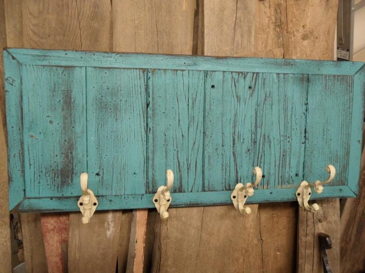 Antique Coat Rack, Nautical Wall Shelf, Bathroom Shelf, French Country Coat  Rack, Part 78